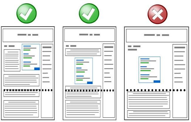 cấu trúc và bố cục website