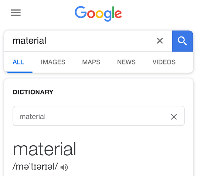 google-normal-search-design