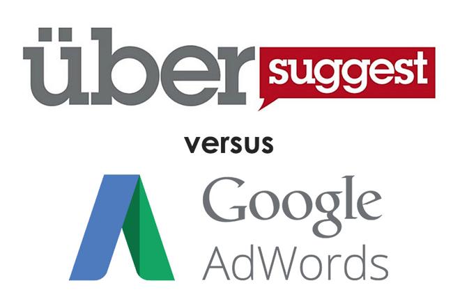 ubersuggest-versus-google