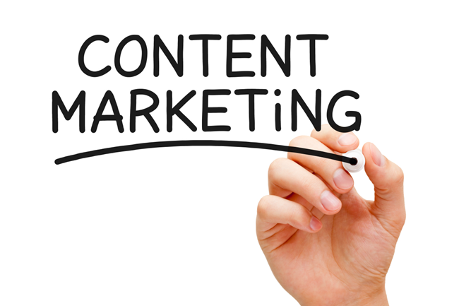 content marketing la gi