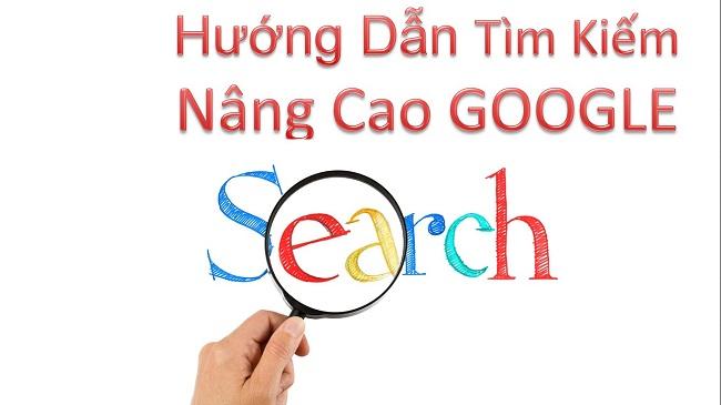 huong dan tim kiem nang cao trong google