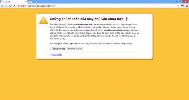 cac loi thuong gap trong he thong bao mat website 1