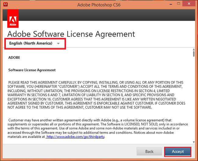 buoc 5 cai dat Adobe Photoshop CS6